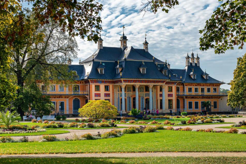 Schloss & Park Pillnitz.