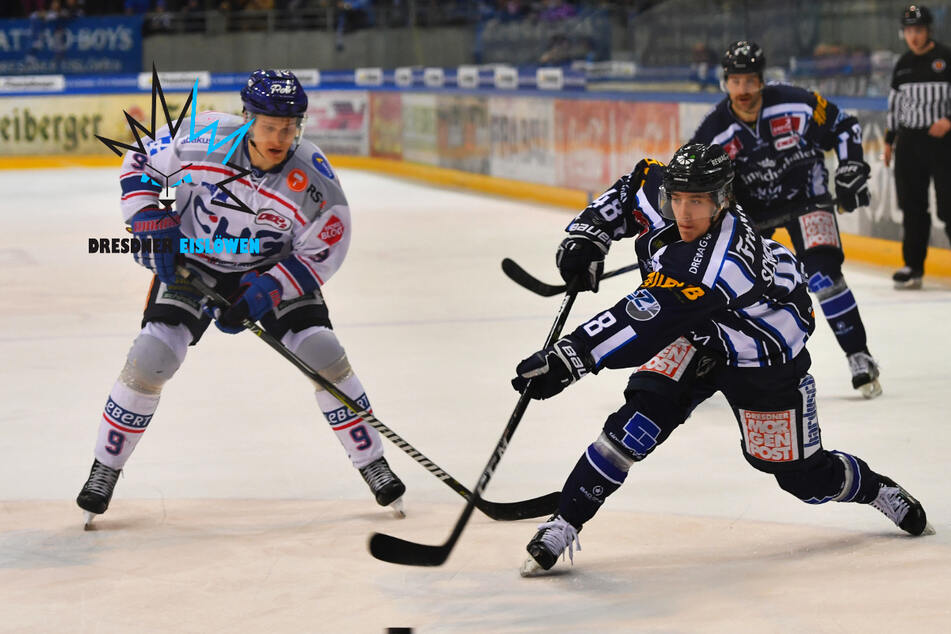 Eislöwen holen Führungsspieler Kruminsch zurück und binden Matej Mrazek!