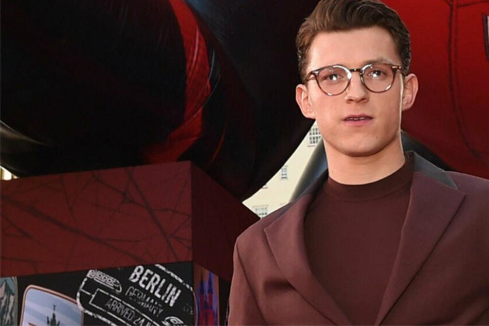 """Kurioser Abnehm-Erfolg von """"Spider-Man""""-Star Tom Holland: Die Kilos purzelten durch Mülltüten!"""