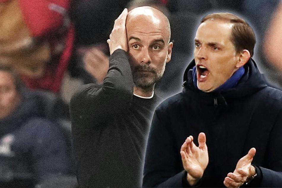 Champions-League-Finale nicht im Free-TV! Darum gibt's Tuchel und Pep nur gegen Cash