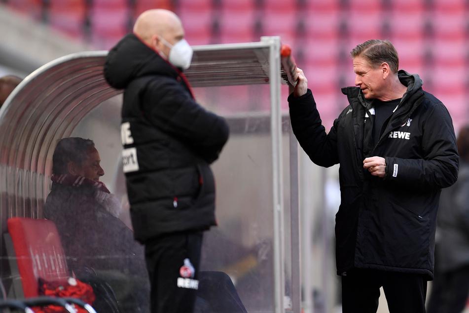 Köln-Trainer Markus Gisdol (51) bekommt derzeit keine Job-Garantie.