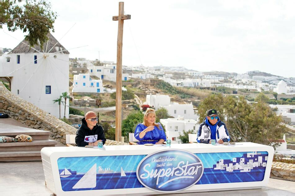 Der Auslandsrecall findet in diesem Jahr auf der griechischen Mittelmeerinsel Mykonos statt. Hierhin schaffen es die besten 27.