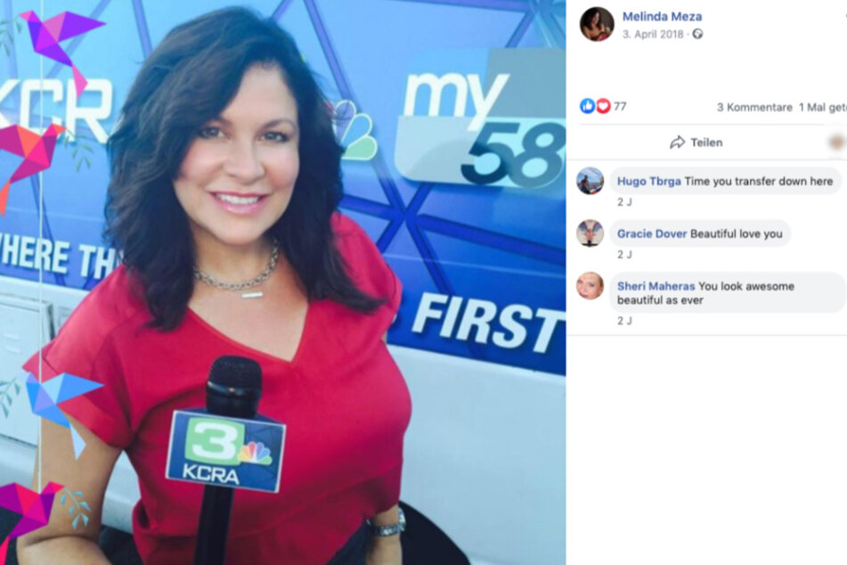Melinda Meza, Reporterin bei KCRA 4.