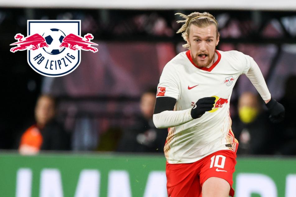 Bleibt Emil Forsberg bei RB Leipzig? Das sagt er über seine Zukunft