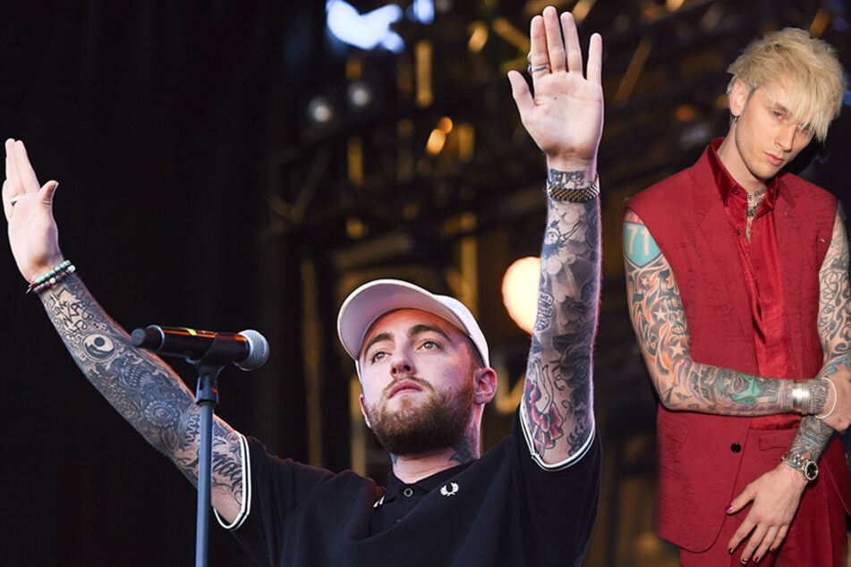Machine Gun Kelly's latest film project renamed after backlash from Mac Miller's brother