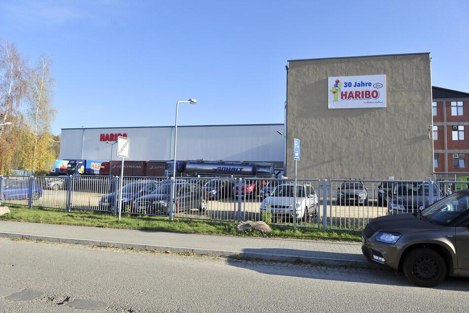 Im Dezember wurde die Produktion im Haribo-Werk in Wilkau-Haßlau eingestellt. Nun soll die Demontage der ersten Anlagen begonnen haben.