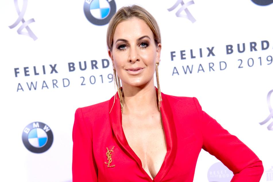 Moderatorin Charlotte Würdig (41) ist wieder Single.