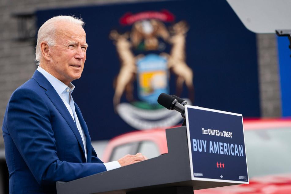 Joe Biden, the Democratic presidential candidate and former U.S. vice president.