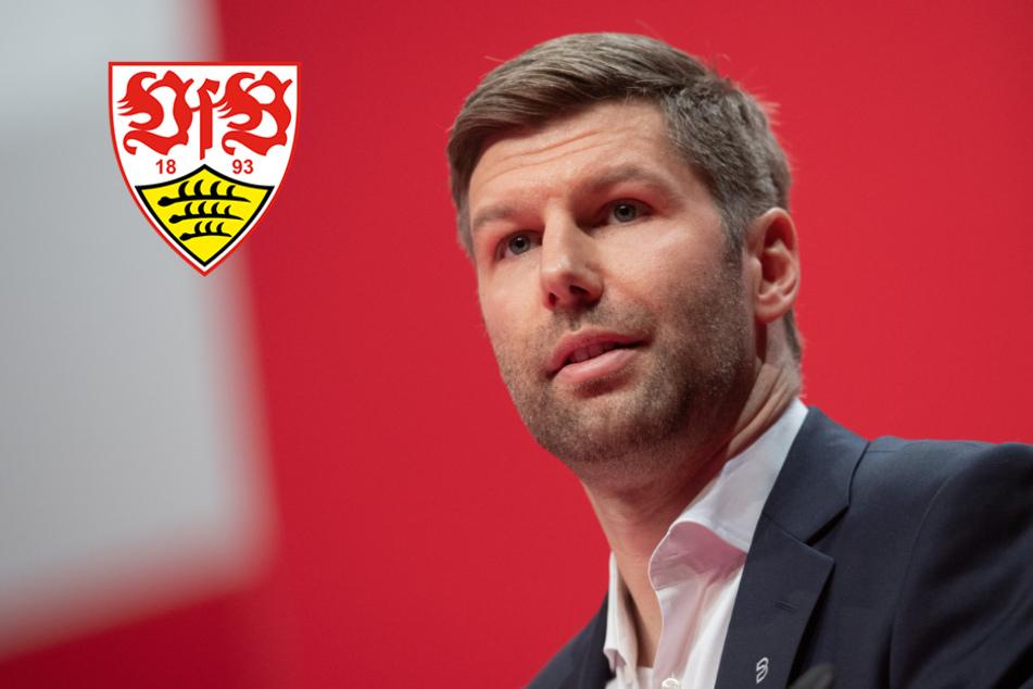 Nach Machtkampf: Hitzlsperger will langfristig VfB-Boss bleiben
