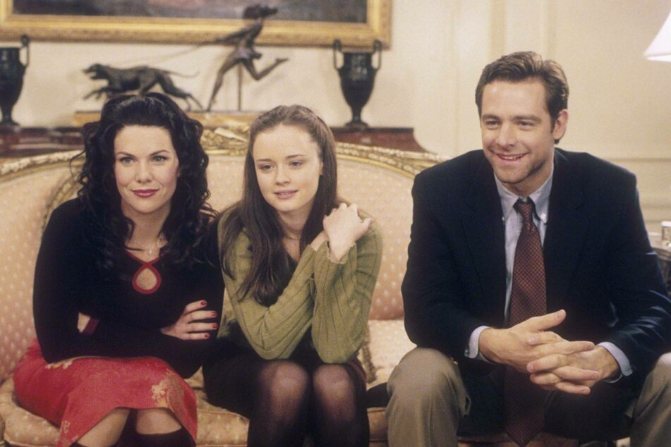 "Gilmore Girls actor David Sutcliffe wasn't at Capitol, but praises ""great patriot"""