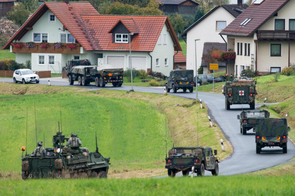 Hoffnung für Grafenwöhr! US-Kongress will Truppenabzug stoppen