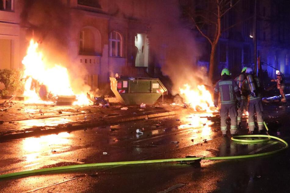 Horror-Crash mit über 150 km/h in Treptow: Fahrer sitzt in U-Haft!
