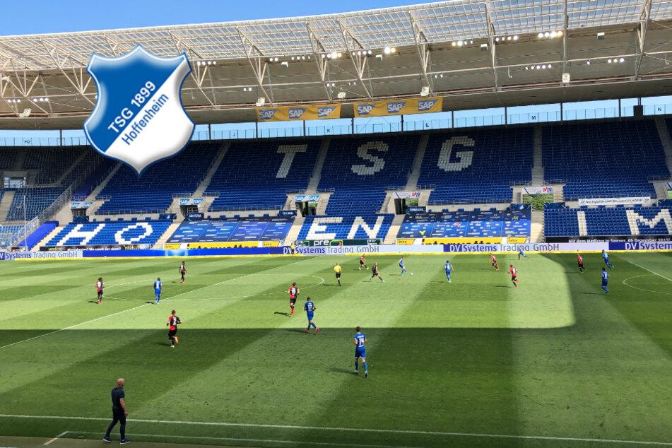 TSG Hoffenheim muss in der Europa League auf Zuschauer verzichten