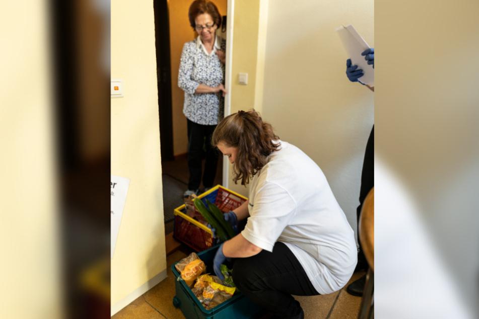 Der Verein Sigus vermittelt auch Einkaufshelfer für Senioren und Menschen in Corona-Quarantäne.