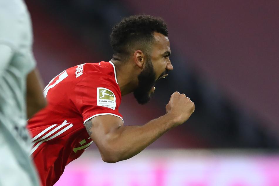 Eric Maxim Choupo-Moting (32) vom FC Bayern München winkt gegen den 1. FSV Mainz 05 am Samstag eine persönliche Bestmarke.
