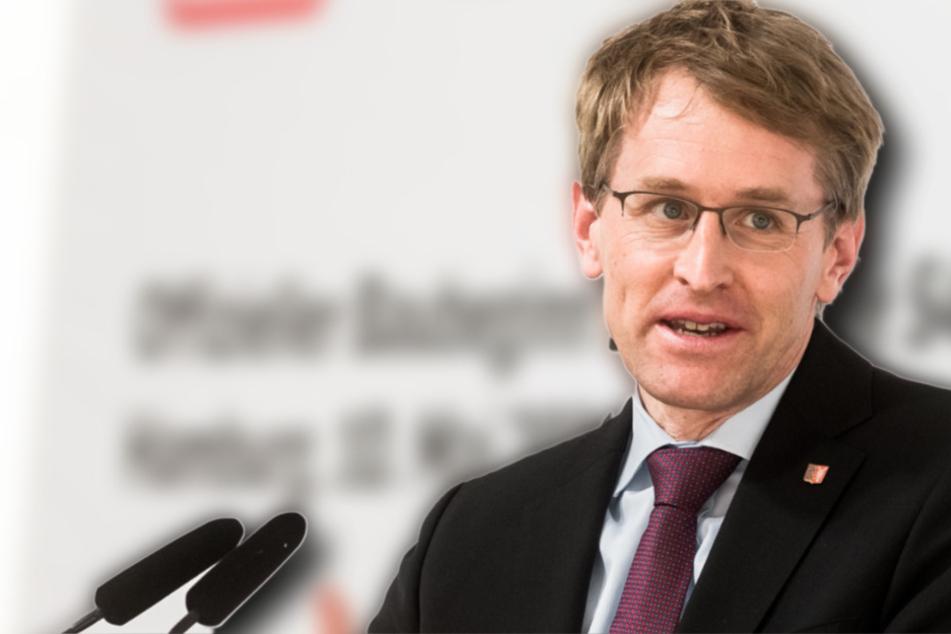 Ministerpräsident Daniel Günther (47, CDU).