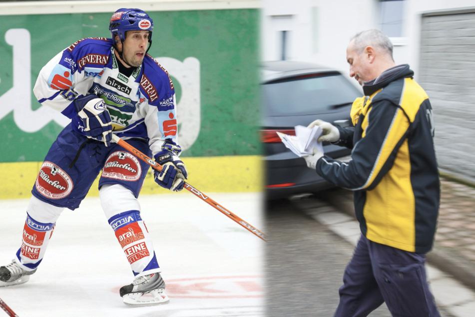 Vom Puck zum Paket: Ex-Eishockey-Star trägt jetzt Post aus
