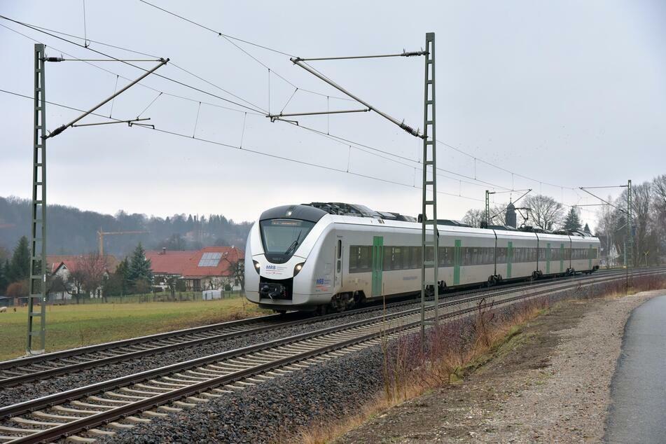 Chemnitz: Achtung, bei der MRB kommt es zu Fahrplanänderungen!