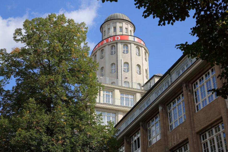 Das Turmfest der Technischen Sammlungen Dresden findet am Sonntag statt.