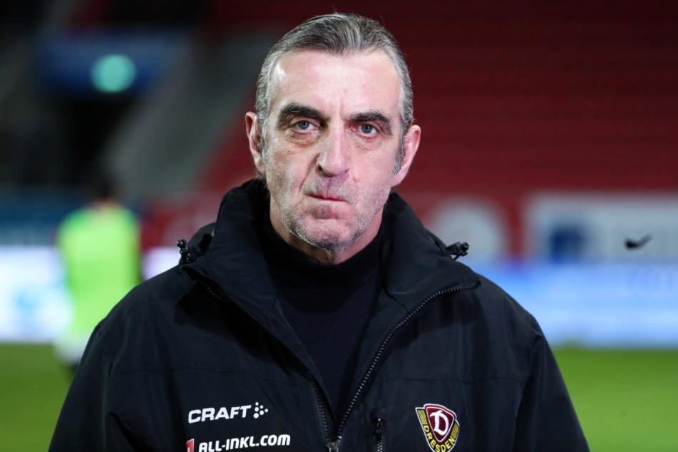 Bleibt Ralf Minge (59) Dynamo Dresden erhalten?