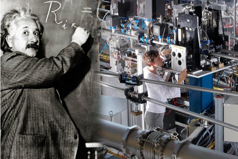 Chemnitz: Mehr Solarstrom dank Nobelpreis-Theorie? Freiberger Forscher auf Spur von Albert Einstein