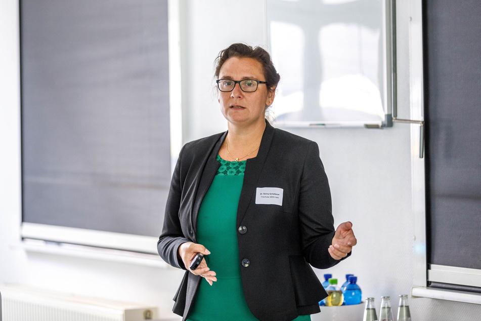 Laut Sylvia Schattauer vom Fraunhofer-Institu Halle/Saale sollten bestenfalls alle Länder an einer gemeinsamen Lösung für die Energiewende arbeiten.