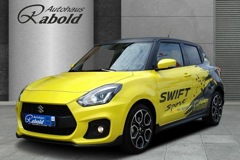 Dieser sportliche Wagen kostet nur 192 Euro im Monat
