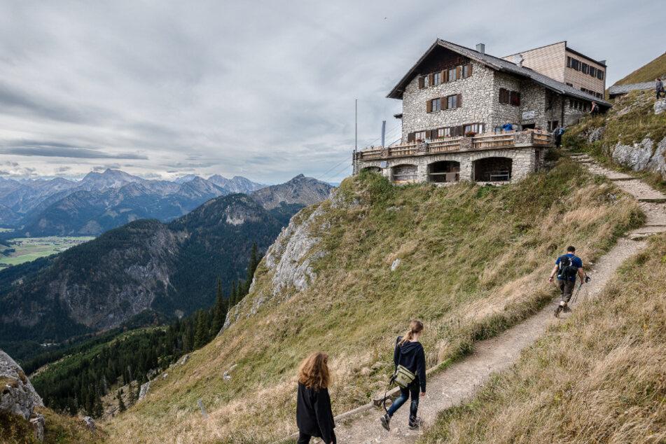 München: Hütten im Corona-Jahr: Saison endet, Winteröffnung noch unklar