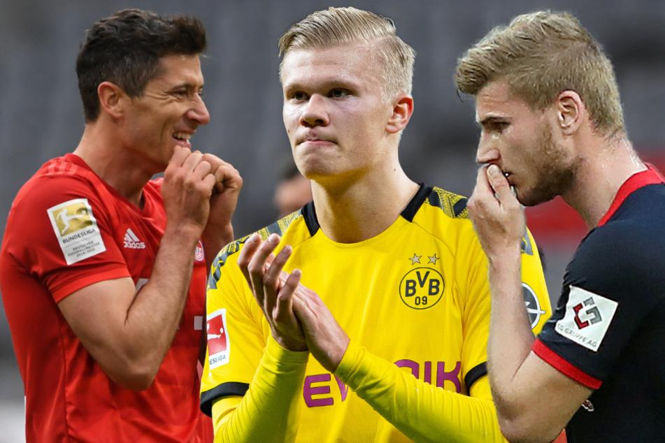 Bundesliga-Restprogramm: RB Leipzig hat das leichteste, Bayern das schwerste!