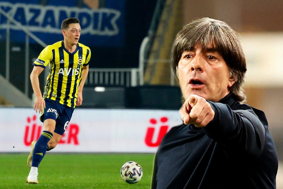 Löw-Hammer: Bundestrainer und Mesut Özil nach der EM wiedervereint?