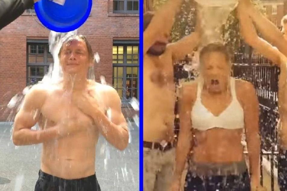 Dank Ice Bucket Challenge: Forscher finden neues Gen