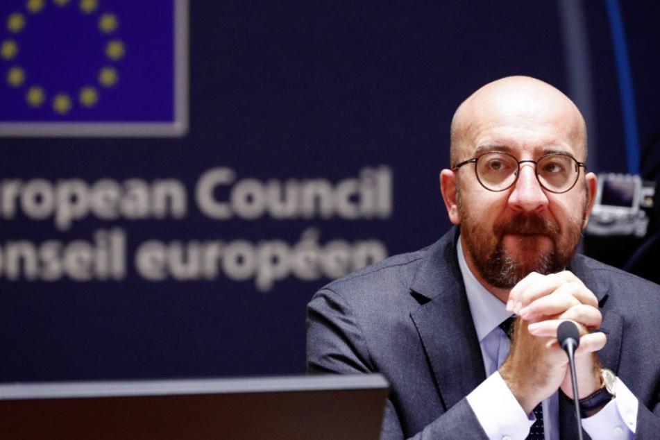 EU-Ratschef Charles Michel (44).
