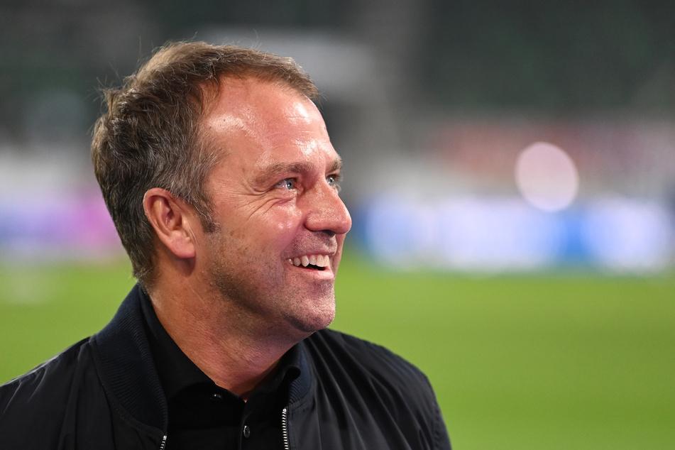 Holt Hansi Flick (56) Mario Götze möglicherweise wieder zurück in die Nationalmannschaft?