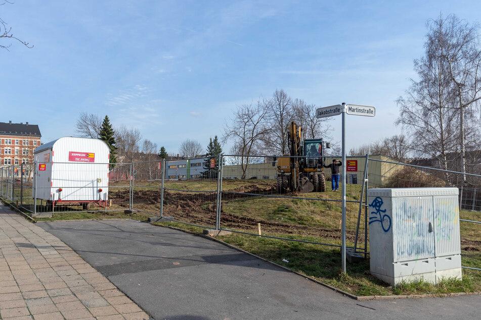 An der Kreuzung Jakobstraße/Martinstraße soll eine neue Grundschule entstehen.