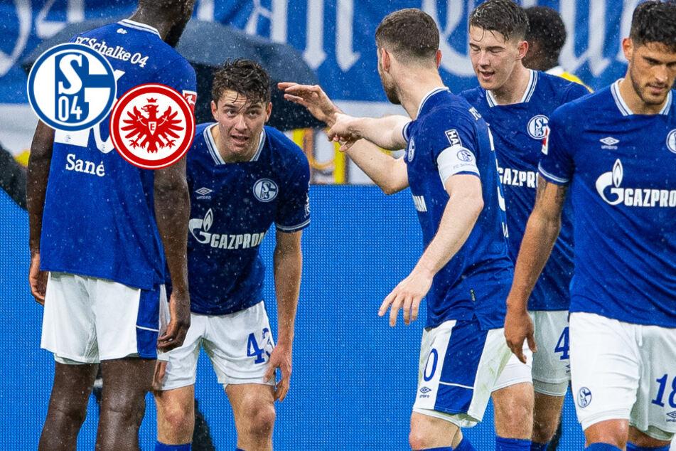 Peinlich-Pleite trotz Führung! Eintracht vergeigt letzte Königsklassen-Chance auf Schalke
