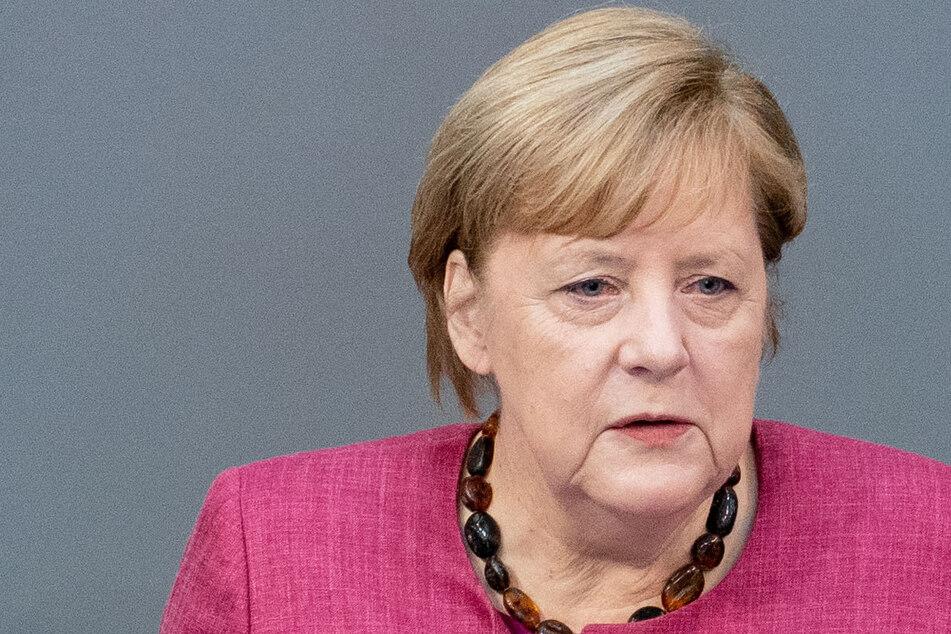 Bundeskanzlerin Angela Merkel (66, CDU) erläuterte bei dem Treffen auch die drastischen Maßnahmen zur Kontaktbeschränkung, die in Deutschland im November gelten.