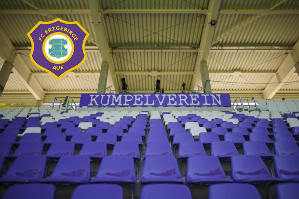 FC Erzgebirge Aue: Termin für Spiel gegen Sandhausen steht!