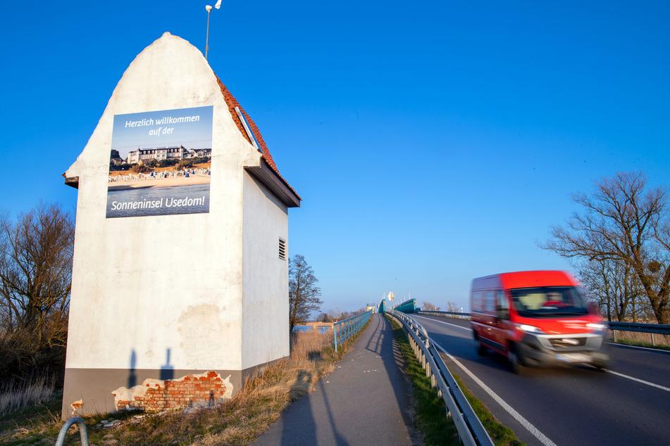 Im April sollen erneute Arbeiten an der Zecheriner Brücke beginnen.