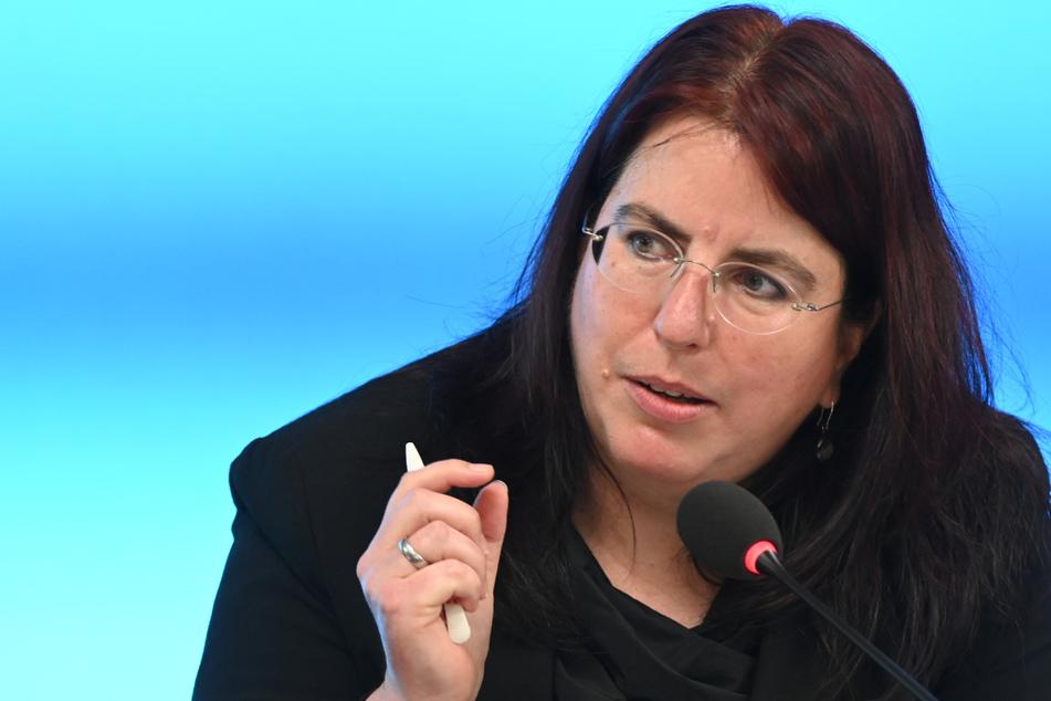 """""""Meine Befürchtung ist, dass wir im Herbst wieder über Fernunterricht reden werden"""", sagte GEW-Landeschefin Monika Stein (51)."""