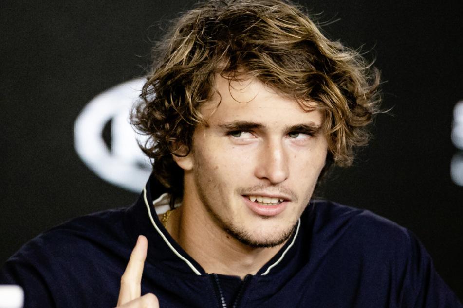 Alexander Zverev (23).