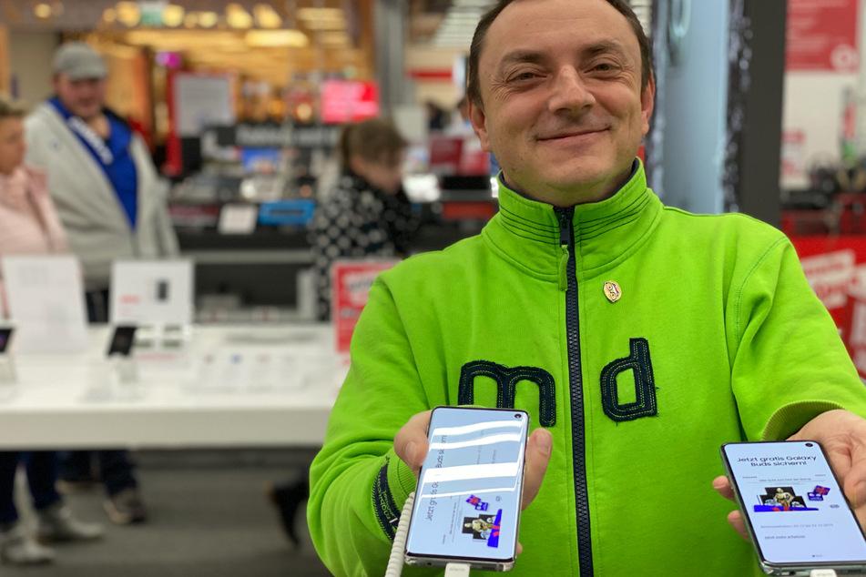 Mobilfunk-Promoter in Dresden gesucht!