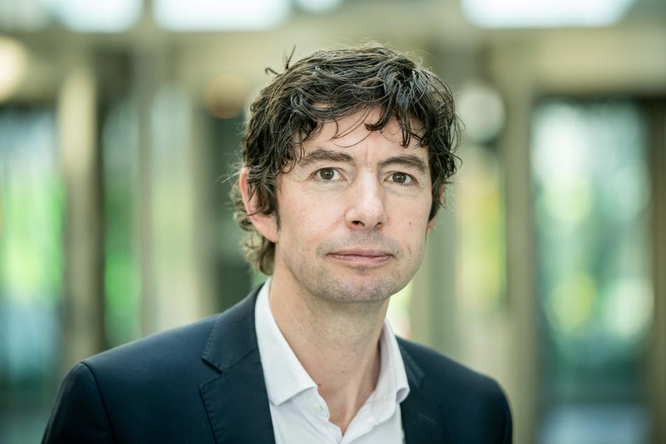 Christian Drosten, Direktor, Institut für Virologie, Charite - Universitätsmedizin Berlin.