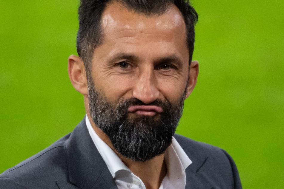 Für Bayerns Sportvorstand Hasan Salihamidžić (44) könnte ein Dortmund-Wechsel Hudson-Odois durchaus ein Schlag ins Gesicht sein.