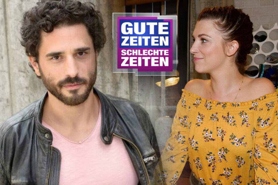 GZSZ-Fans rätseln: In wen verliebt sich der Neue?