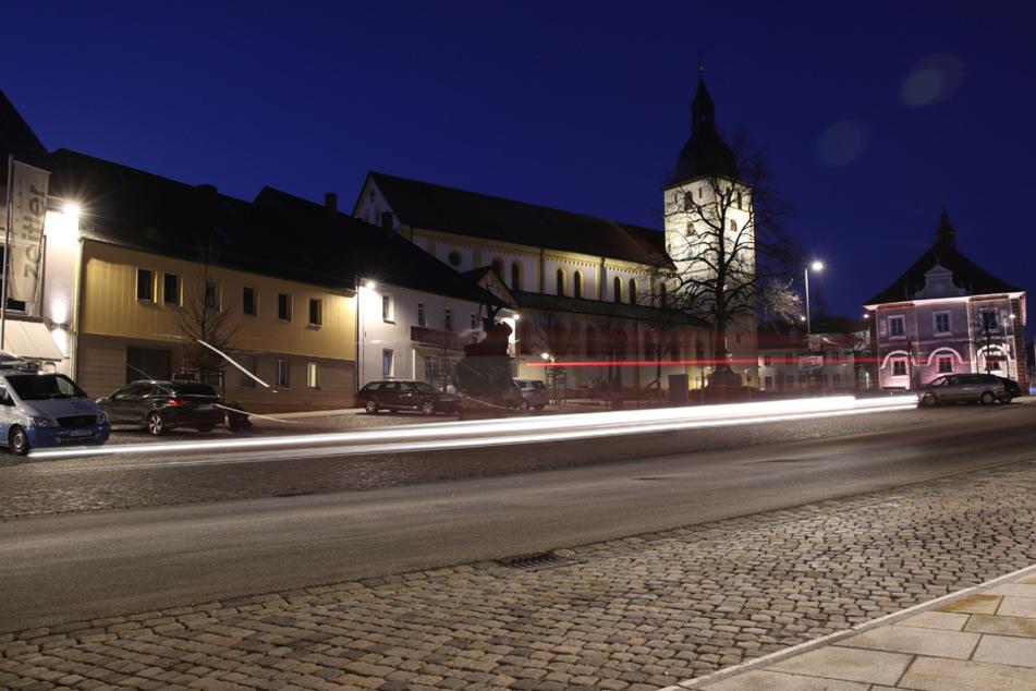 Die erste Ausgangssperre in Bayern gilt seit Mittwoch in Mitterteich.
