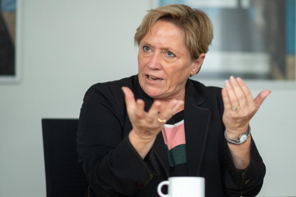 Baden-Württembergs Kultusministerin Susanne Eisenmann (55, CDU).