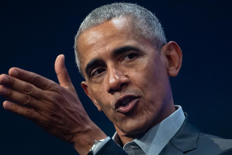 Der frühere US-Präsident Barack Obama (58). (Archivbild)