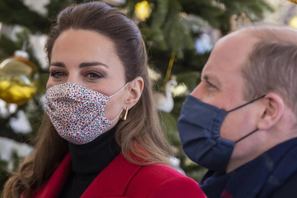 """""""Es ist schwierig"""": William und Kate wissen nicht, wie sie Weihnachten feiern"""