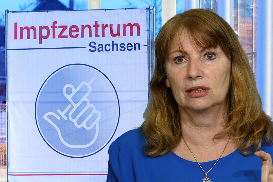Corona-Wettlauf in Sachsen: Impf-Portal ab Donnerstag für weitere Gruppen freigegeben