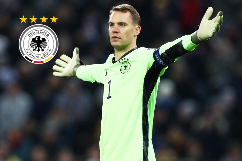 DFB-Debakel gegen Spanien: Manuel Neuer sorgt mit Frustschrei im Netz für Lacher